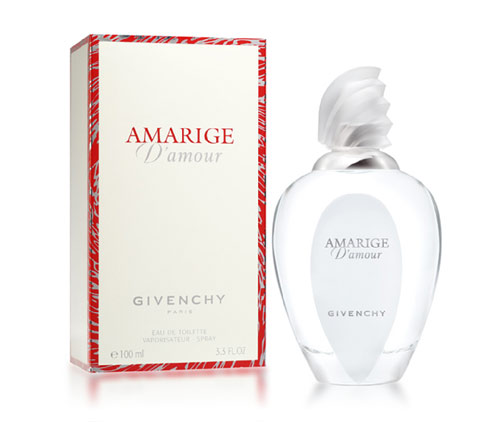 Givenchy Amarige D'Amour Eau de Toilette EDT 50 ml
