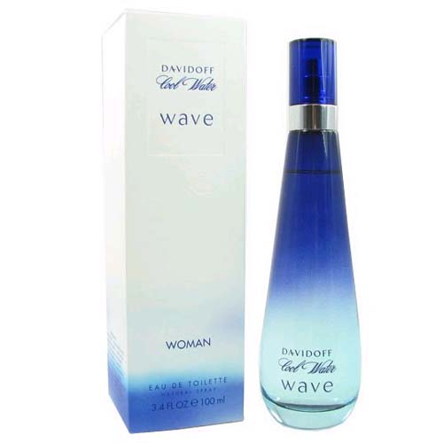 Davidoff Cool Water Wave Eau de Toilette EDT 100 ml