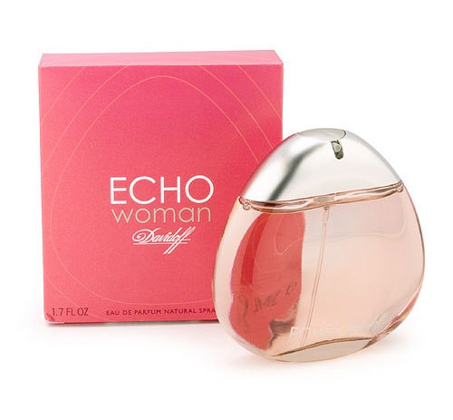Davidoff Echo Woman Eau de Parfum EDP 100 ml