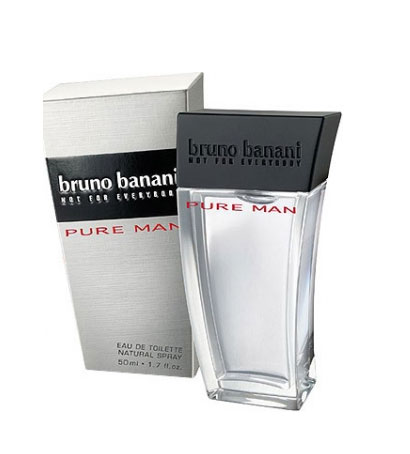 Bruno Banani Pure Man Eau de Toilette EDT 75 ml