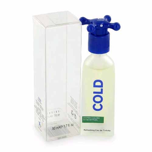 Benetton Cold Eau de Toilette EDT 30 ml