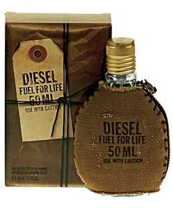 Diesel Fuel For Life por Homme Eau de Toilette EDT 30 ml