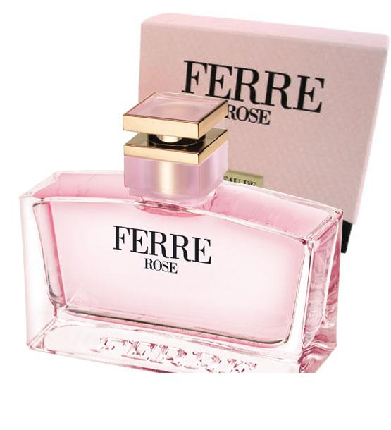 Ferre Rose Eau de Toilette EDT 50 ml