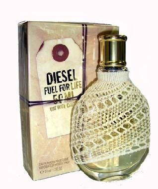 Diesel Fuel For Life Femme Eau de Parfum EDP 30 ml
