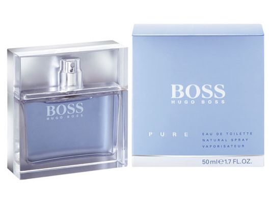Hugo Boss Pure Eau de Toilette EDT 50 ml