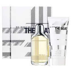 Burberry The Beat Gift Set EDP 50 ml + 50 ml body lotion + EDP 7.5 ml