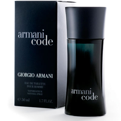 Giorgio Armani Code Uomo Eau de Toilette EDT 30 ml