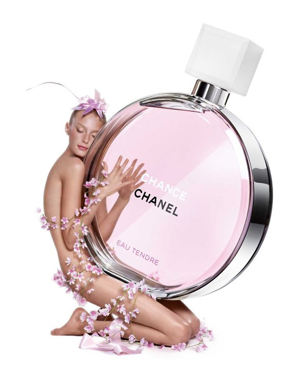 Chanel Chance Eau Tendre Eau de Toilette EDT 100 ml