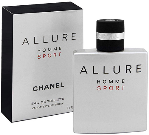 Chanel Allure Homme Sport Eau de Toilette EDT 150 ml