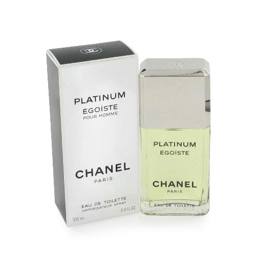 Chanel Egoiste Platinum Eau de Toilette EDT 100 ml