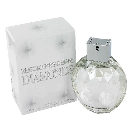 Emporio Armani Diamonds Eau de Parfum EDP 100 ml