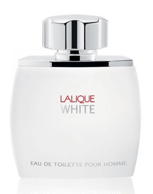 Lalique White Eau de Toilette EDT 125 ml
