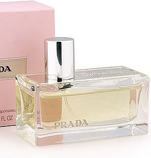 Prada Prada for Women Eau de Parfum EDP 70 ml metal edition