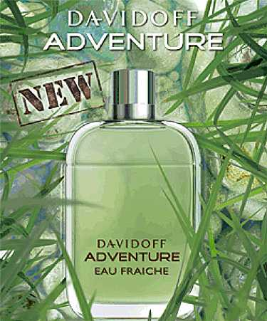 Davidoff Adventure Eau Fraiche Eau de Toilette EDT 50 ml