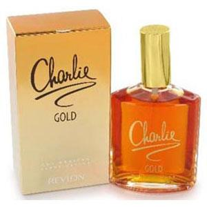 Revlon Charlie Gold Eau de Toilette EDT 100 ml