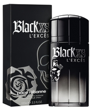 Paco Rabanne Black XS L'Exces for Him Eau de Toilette EDT 100 ml