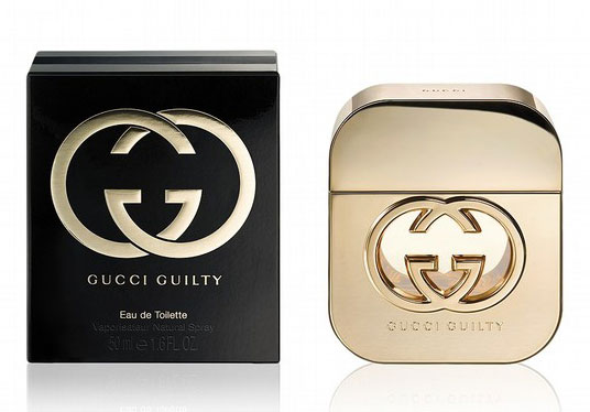 Gucci Guilty Eau de Toilette EDT 4x15ml