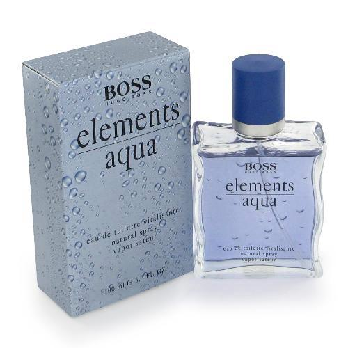 Hugo Boss Elements Aqua Eau de Toilette EDT 100 ml