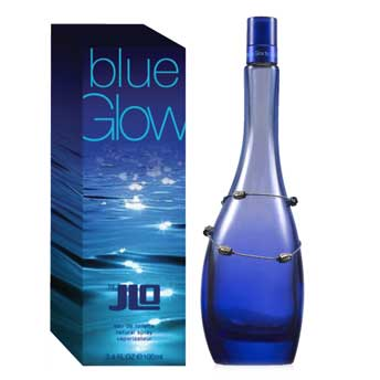 Jennifer Lopez Blue Glow Eau de Toilette EDT 100 ml