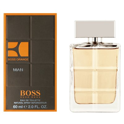 Hugo Boss Orange Eau de Toilette EDT 60 ml