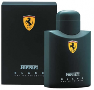Ferrari Black Eau de Toilette EDT 125 ml