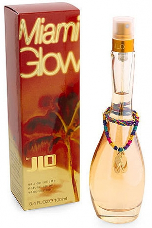 Jennifer Lopez Miami Glow Eau de Toilette EDT 100 ml