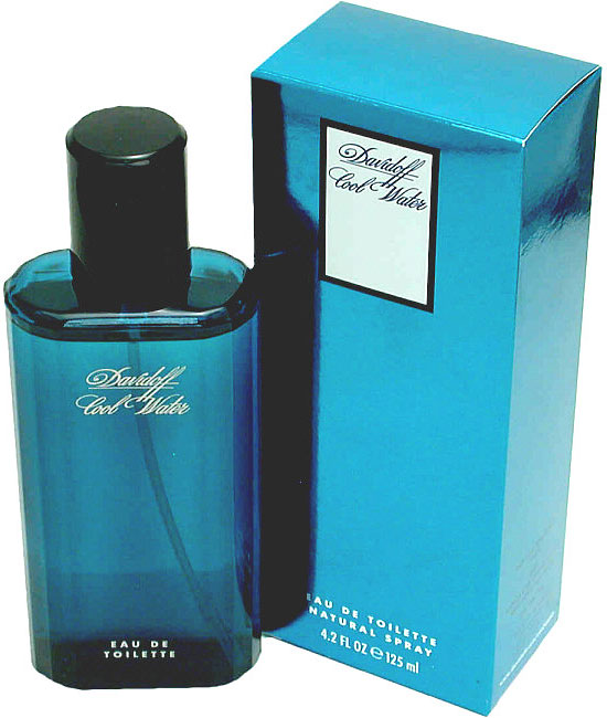 Davidoff Cool Water Eau de Toilette EDT 125 ml