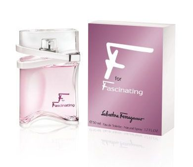 Salvatore Ferragamo F for Fascinating Eau de Toilette EDT 50 ml