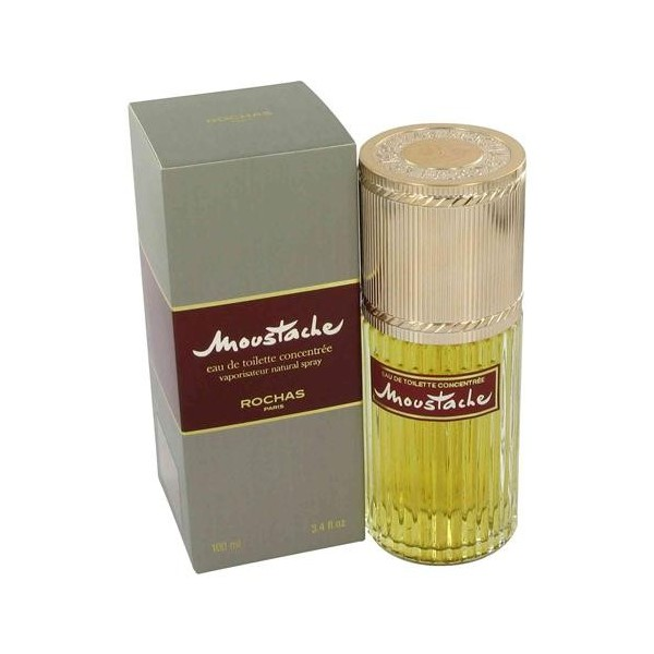 Rochas Moustache Eau De Toilette EDT 100 ml concentr�e