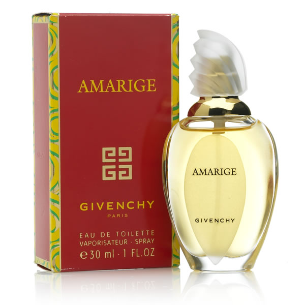 Givenchy Amarige Eau de Toilette EDT 50 ml