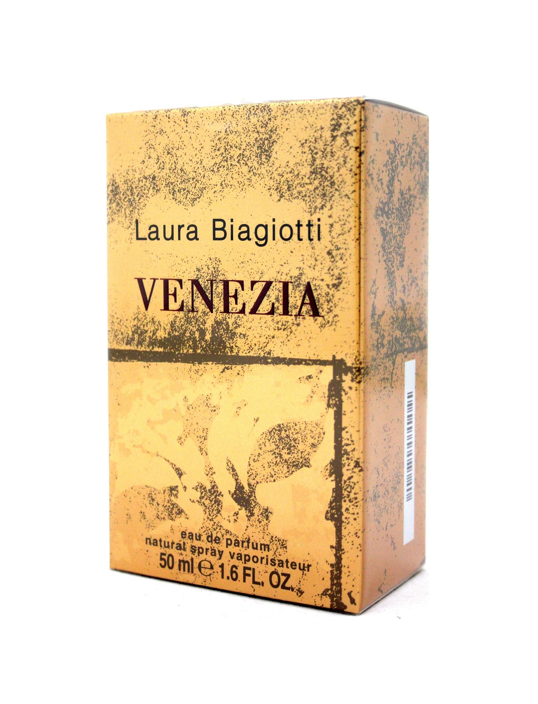 laura biagiotti venezia 2011 eau de parfum edp for women. Black Bedroom Furniture Sets. Home Design Ideas