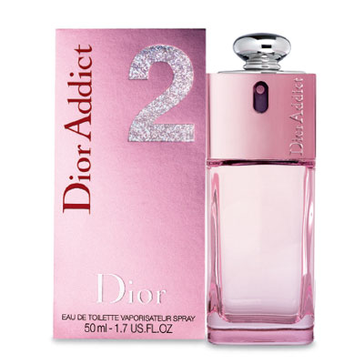 Christian Dior Addict Eau de Toilette EDT 50 ml