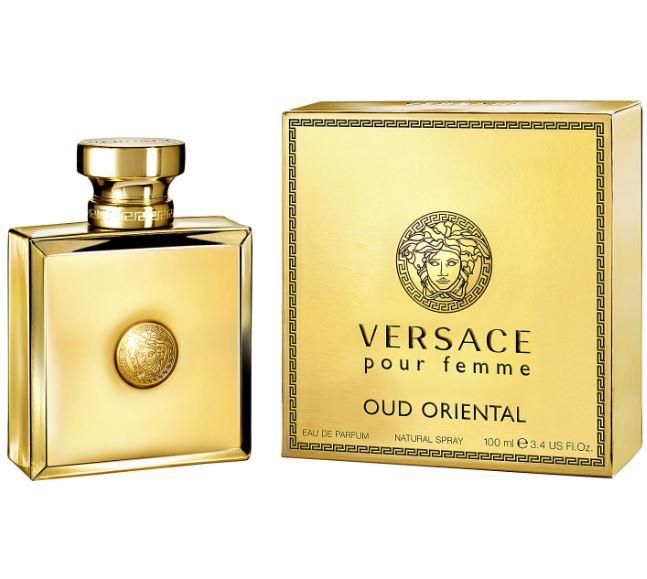 Versace Pour Femme Oud Oriental Eau De Parfum Edp For