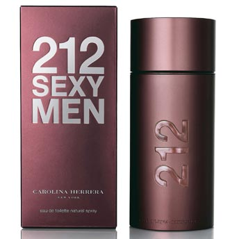 Carolina Herrera Sexy Men Eau de Toilette EDT 50 ml