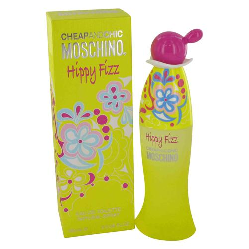Moschino Cheap and Chic Hippy Fizz Eau de Toilette EDT 100 ml